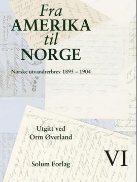Fra Amerika til Norge