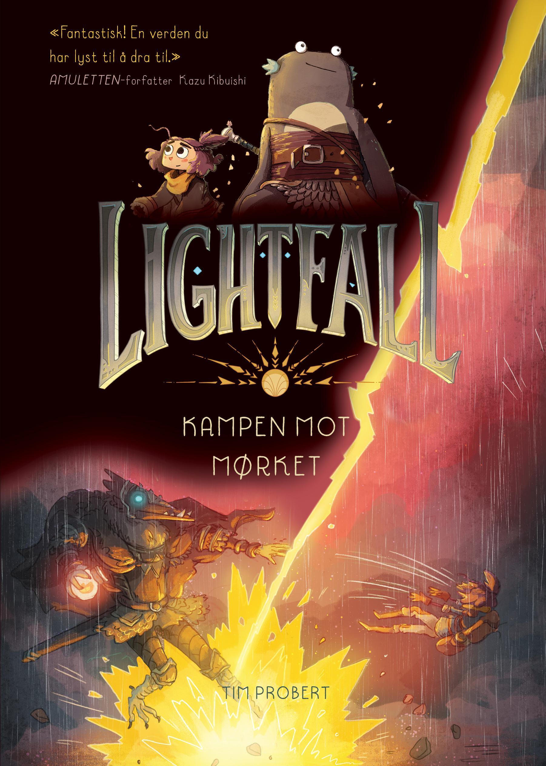 Lightfall. 1. Kampen mot mørket
