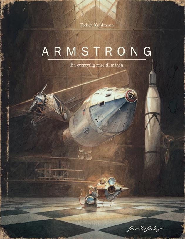 Armstrong : en eventyrlig reise til månen