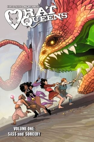 Rat queens. Volume one. Sass and sorcery