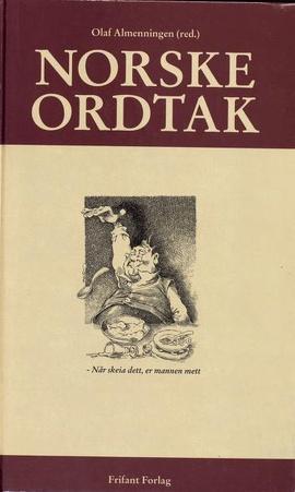 835444b6 Norske ordtak. Legg til i liste