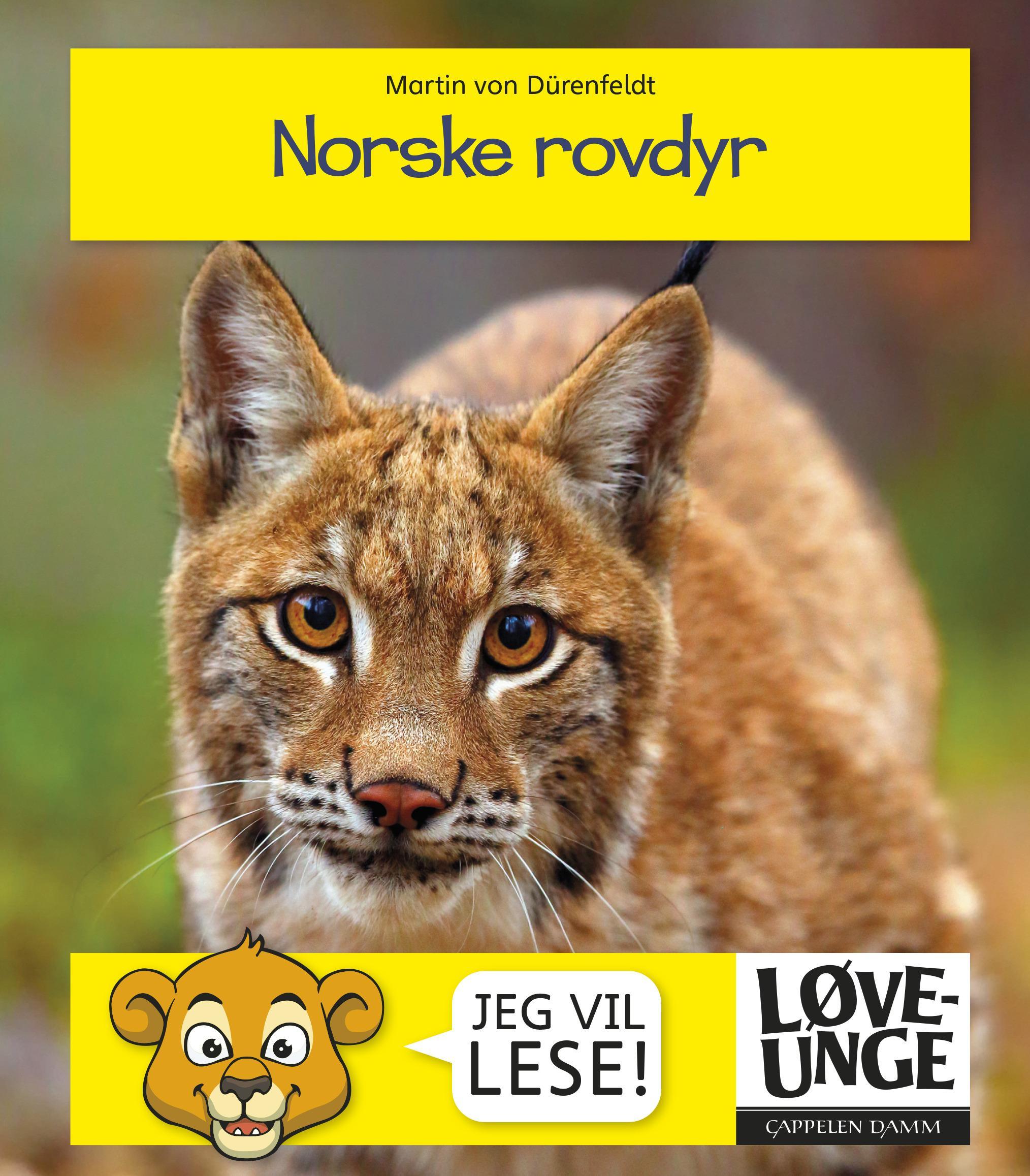 Norske rovdyr