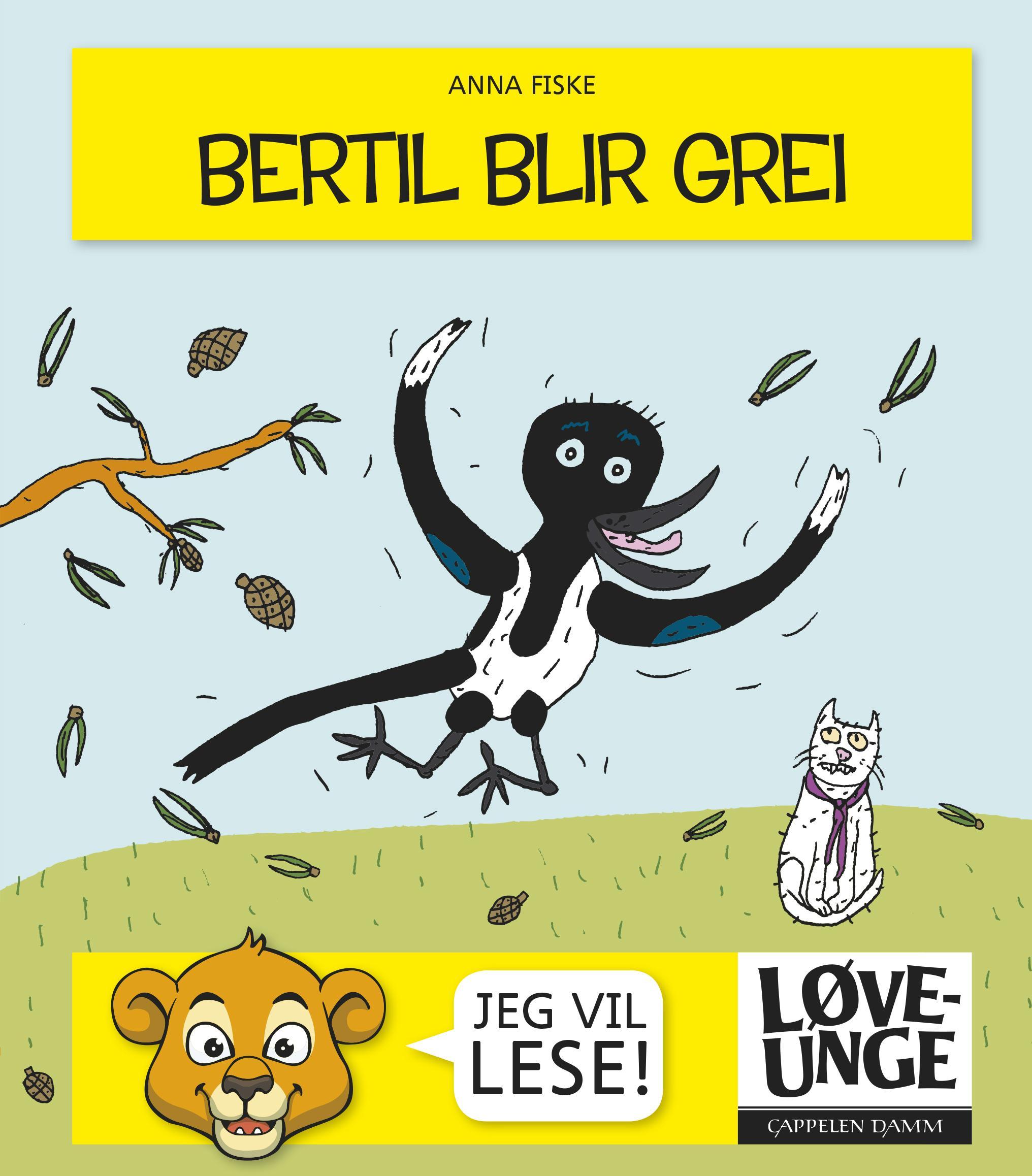 Bertil blir grei
