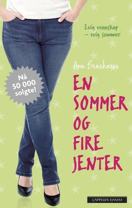 e79f3ecd En sommer og fire jenter - Deichman.no