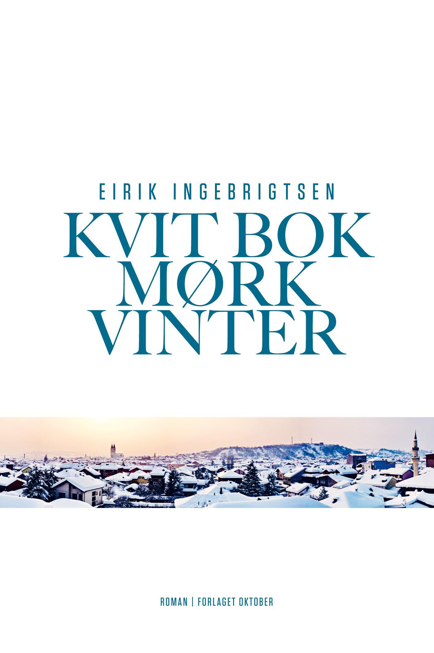 Kvit bok mørk vinter : roman