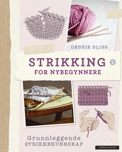 felle av strikking