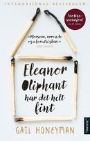 Illustrasjonsbilde for omtalen av Eleanor Oliphant har det helt fint av Honeyman, Gail
