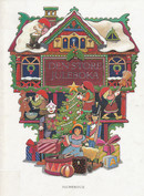 Illustrasjonsbilde for omtalen av Den store juleboka av