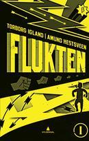 Illustrasjonsbilde for omtalen av Flukten av Hestsveen, Amund, Igland, Torborg