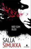Illustrasjonsbilde for omtalen av Rød som blod av Simukka, Salla