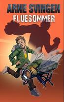 Illustrasjonsbilde for omtalen av Fluesommer av Svingen, Arne