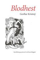 Illustrasjonsbilde for omtalen av Blodhest av Gerður Kristný